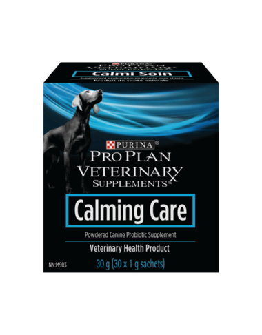 Calming Care Canine Probiotic Supplement