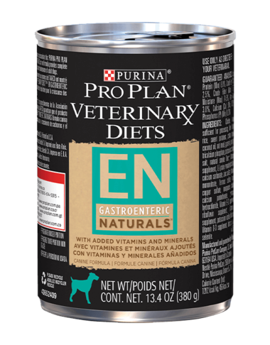 EN Gastroenteric Naturals® Canned Canine Formula With Added Vitamins & Minerals