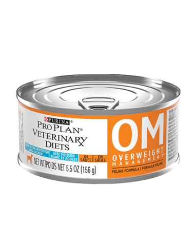 OM Overweight Management® Canned Feline Formula